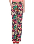 pantalon fluido tropical